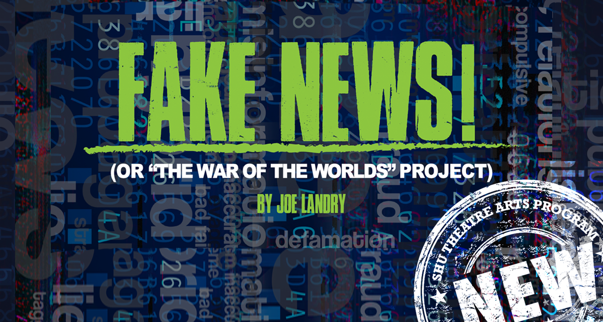 Fake News! War of The World's Project
