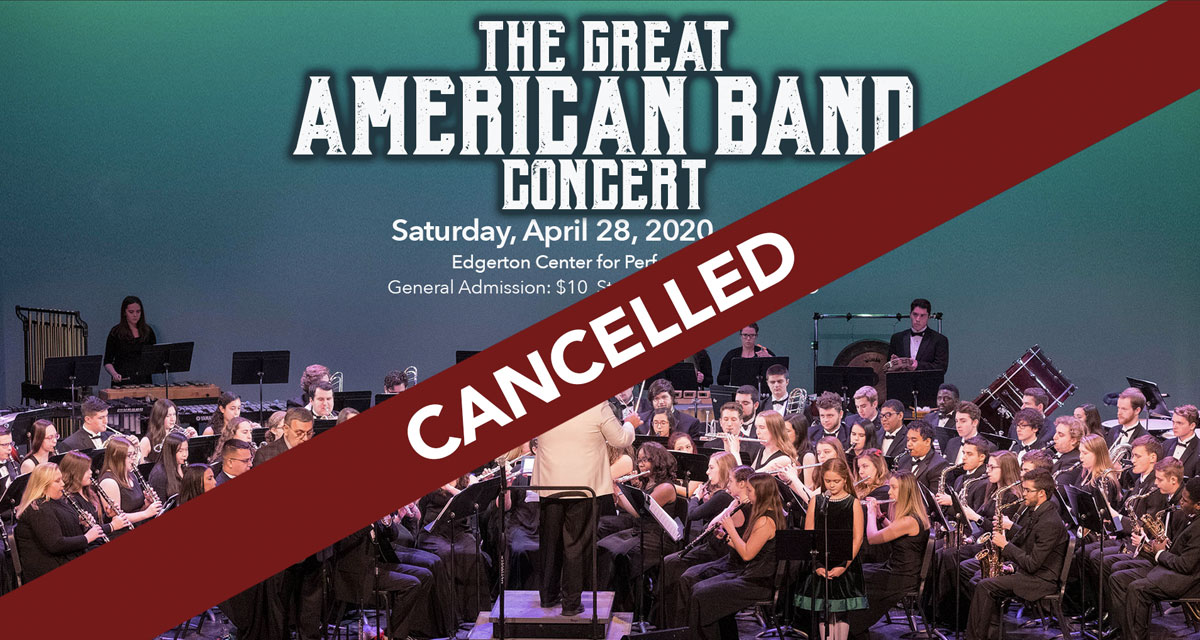 The Great American Band Concert